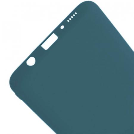 Husa Huawei P30 Lite 2019 Bleumarin Silicon Slim protectie Premium Carcasa3