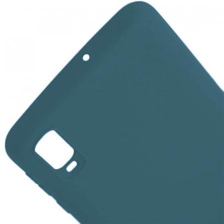 Husa Huawei P30 Lite 2019 Bleumarin Silicon Slim protectie Premium Carcasa2