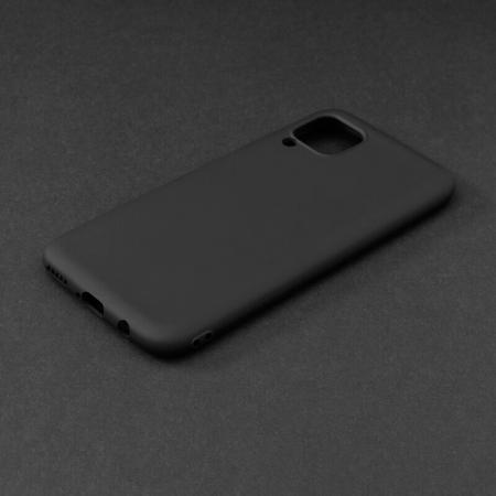 Husa Huawei P40 Lite 2020 Negru Silicon Slim protectie Premium Carcasa [6]
