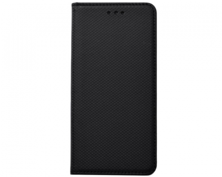 Husa Huawei P40 Lite 2020 Tip Carte Flip Cover Smart Negru [3]