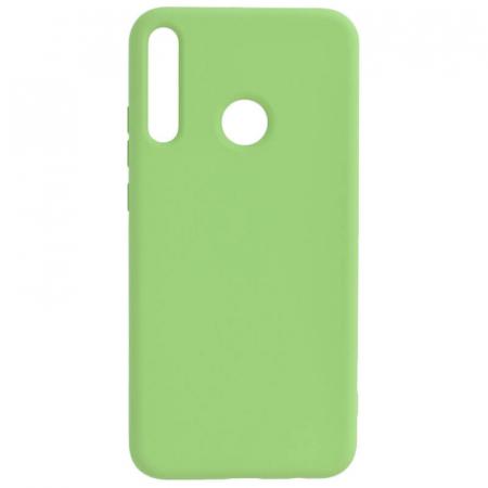 Husa Huawei P40 Lite E Verde Silicon Slim protectie Carcasa [0]