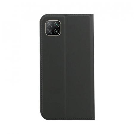 Husa Flip Huawei P40 Lite Tip Carte Negru Focus [1]