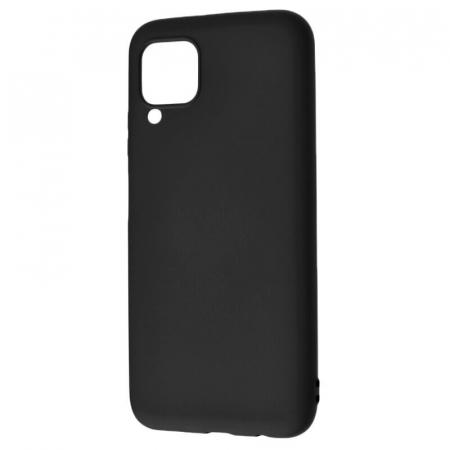 Husa Huawei P40 Lite Negru Silicon Slim protectie Carcasa [1]