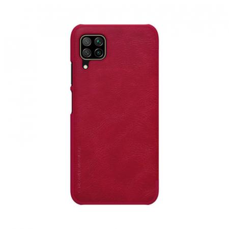 Husa Flip Huawei P40 Lite Rosu Tip Carte Magnetica Nillkin Qin [2]