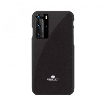 Husa Huawei P40 Pro Negru Mercury Jelly0