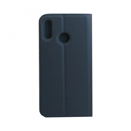 Husa Flip Huawei Y6P Tip Carte Albastru Focus2