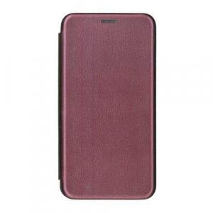Husa Huawei Y7 2019 Flip Cover Tip Carte Magnetica Mov OEM 0