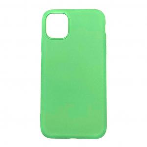 Husa iPhone 11 Silicon Verde X-Level Thin0