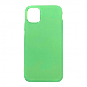 Husa iPhone 11Pro Silicon Verde X-Level Thin0