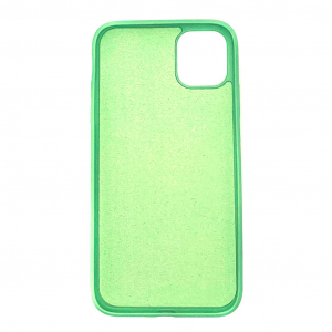 Husa iPhone 11Pro Silicon Verde X-Level Thin1
