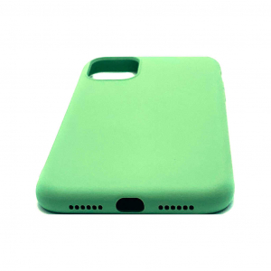 Husa iPhone 11Pro Silicon Verde X-Level Thin2
