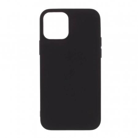 Husa iPhone 11 Pro Negru Silicon Slim protectie Carcasa [0]