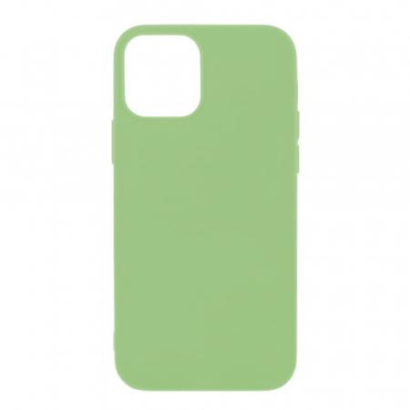 Husa iPhone 12 Mini Verde Silicon Slim protectie Carcasa0