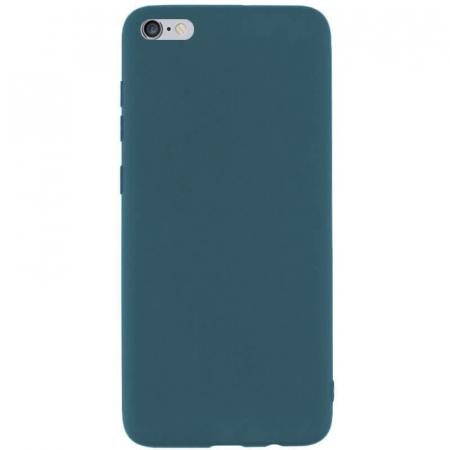 Husa iPhone 6 Bleumarin Silicon Slim protectie Premium Carcasa [0]