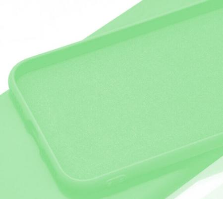 Husa iPhone 6 Plus Verde Silicon Slim protectie Premium Carcasa [1]