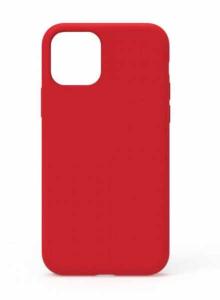 "Husa iPhone 11 Pro 2019 - 5.8 "" Rosu Carcasa Spate Silicon Premium Slim"