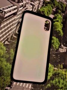 Husa de protectie telefon iPhone X / iPhone XS Silicon Premium Spate Carcasa2