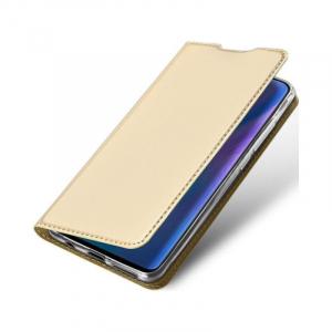 Husa Flip Portofel Huawei P30 Lite Tip Carte Auriu Skin DuxDucis1