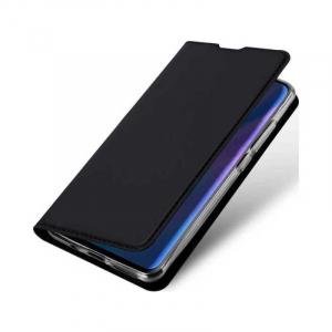 Husa Flip Portofel Huawei P30 Lite Tip Carte Negru Skin DuxDucis3