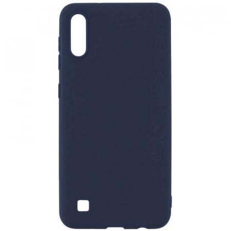 Husa Samsung Galaxy A10 2019 Bleumarin Silicon Slim protectie Premium Carcasa [0]