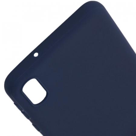 Husa Samsung Galaxy A10 2019 Bleumarin Silicon Slim protectie Premium Carcasa [1]