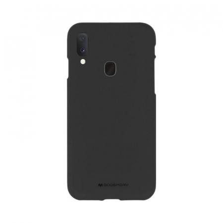 Husa Samsung Galaxy A20 E Negru Jelly Soft0