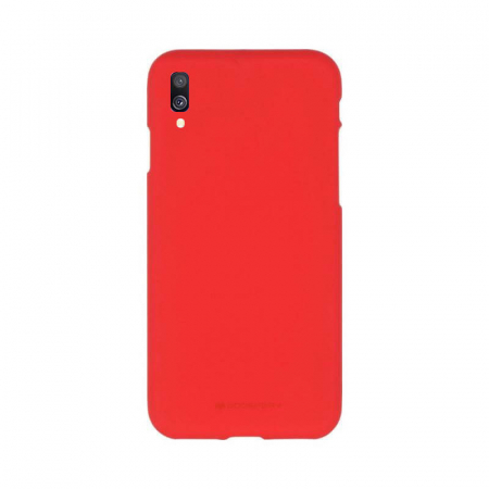 Husa Samsung Galaxy A20 E Rosu Jelly Soft0