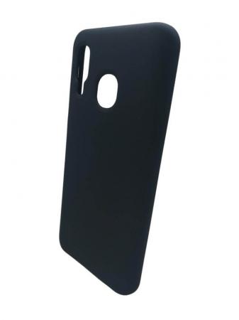 Husa Samsung Galaxy A40 2019 Negru Silicon Slim protectie Premium Carcasa [1]