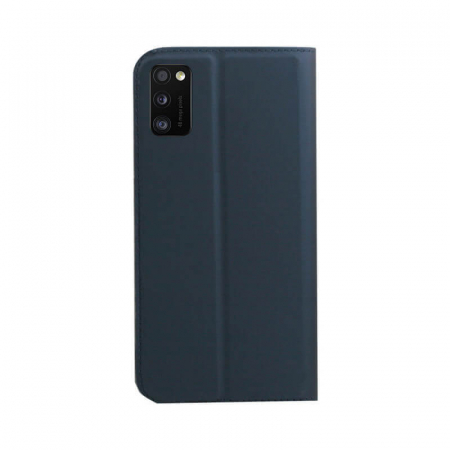 Husa Samsung Galaxy A41 Albastru Focus1