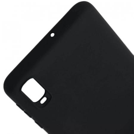 Husa Samsung Galaxy A50 2019 Negru Silicon Slim protectie Premium Carcasa2