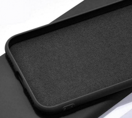 Husa Samsung Galaxy A50 2019 Negru Silicon Slim protectie Premium Carcasa1