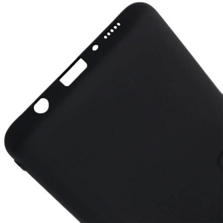 Husa Samsung Galaxy A50 2019 Negru Silicon Slim protectie Premium Carcasa3