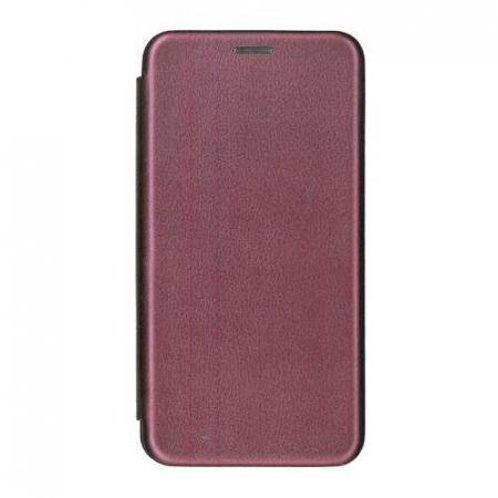 Husa Samsung Galaxy A51 2019 Mov Tip Carte/Toc Flip Cover din Piele Ecologica Portofel cu Inchidere Magnetica [0]