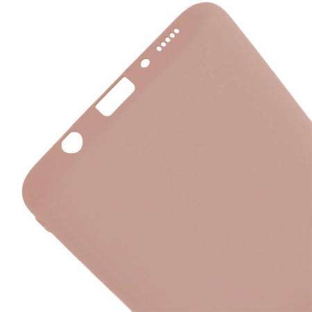 Husa Samsung Galaxy A70 Roz Silicon Slim protectie Premium Carcasa3