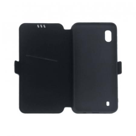 Husa Samsung Galaxy A71 Negru Toc Atlas Smart1