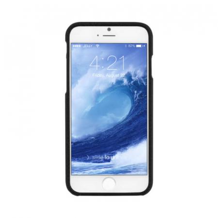 Husa Samsung Galaxy A8 2018 Negru Mercury Jelly1