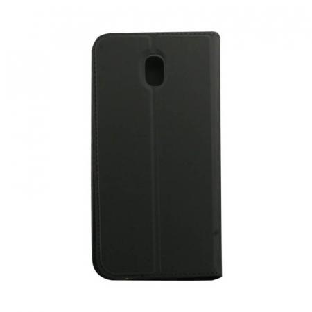 Husa Flip Samsung Galaxy J6 2018 Tip Carte Negru Focus [2]