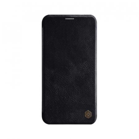 Husa Flip Samsung Galaxy Note 20 Negru Tip Carte Magnetica Nillkin Qin [0]