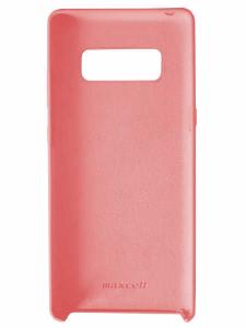 Husa Samsung Galaxy Note 8 Carcasa Spate Maxcell Thin Soft TPU Premium Roz0