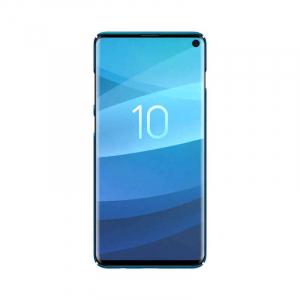 Husa Samsung Galaxy S10 2019 Carcasa Spate Albastru Premium Nillkin Frosted [2]