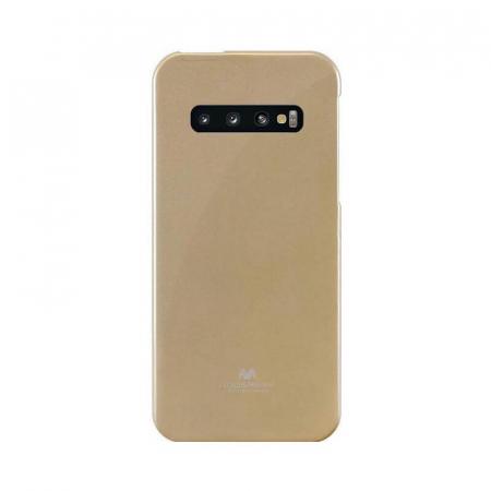 Husa Samsung Galaxy S10 Auriu Mercury Jelly0