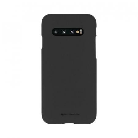 Husa Samsung Galaxy S10 Negru Jelly Soft