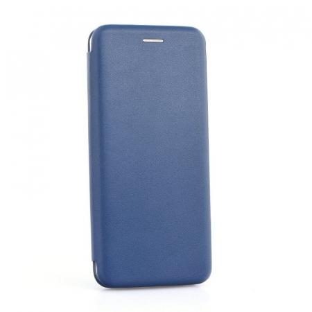 Husa Samsung Galaxy S20 FE Albastru Tip Carte Flip Cover din Piele Ecologica Portofel cu Inchidere Magnetica0