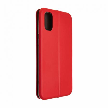 Husa Samsung Galaxy S20 FE Rosu Tip Carte Flip Cover din Piele Ecologica Portofel cu Inchidere Magnetica3