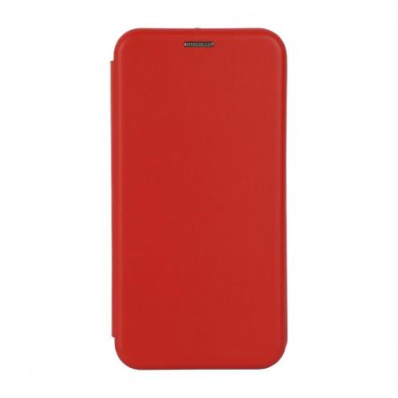 Husa Samsung Galaxy S20 FE Rosu Tip Carte Flip Cover din Piele Ecologica Portofel cu Inchidere Magnetica0