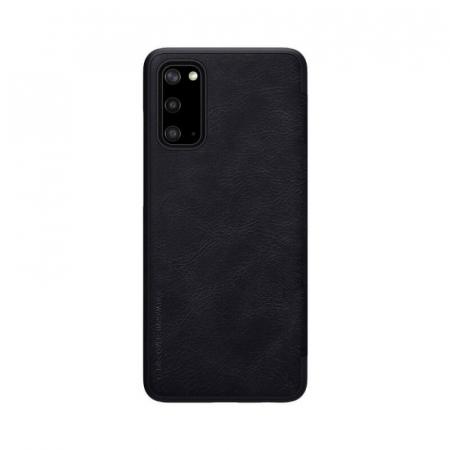 Husa Samsung Galaxy S20 Negru Nillkin Qin2
