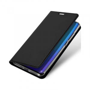 Husa Samsung Galaxy S20 Plus 2020 Toc Flip Portofel Negru Piele Eco DuxDucis3