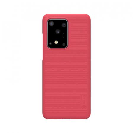 Husa Samsung Galaxy S20 Ultra Rosu Nillkin Frosted0