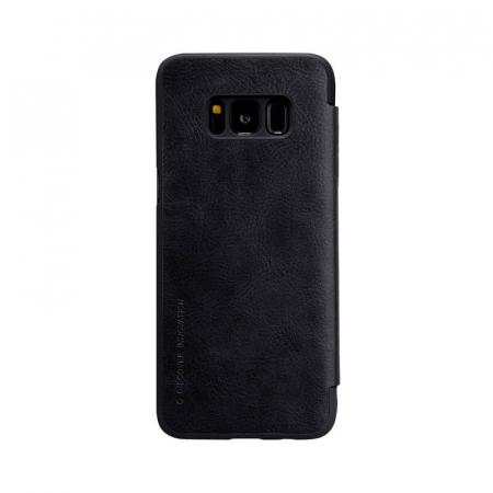 Husa Samsung Galaxy S8 Plus Negru Nillkin Qin2