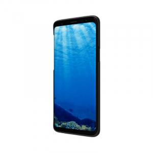 Husa Samsung Galaxy S9 2018 Carcasa Spate Premium Nillkin Frosted Negru1
